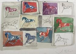 Joyous Horses