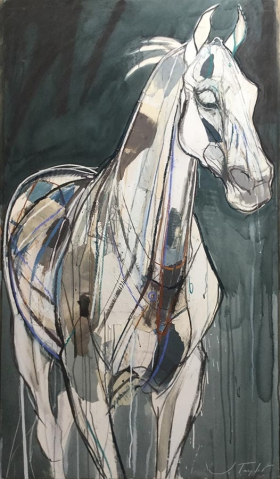 Invincible Horse